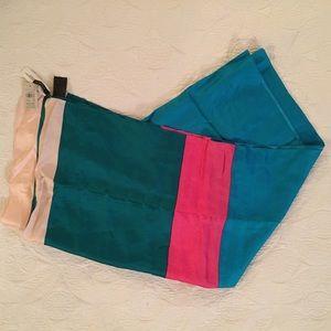 Pure silk scarf BNWT